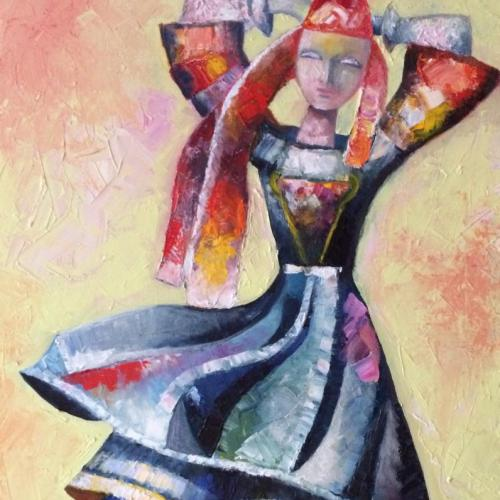 Bretonne Dancing